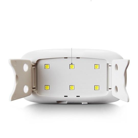 LED lamp geellakkimiseks